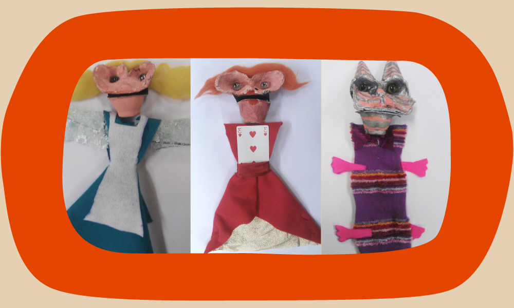 puppet theatre characters
